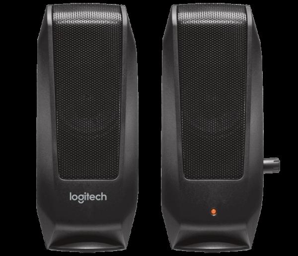 Logitech S120 STEREO-LAUTSPRECHER 980-000010 | wunderow IT GmbH | lap4worx.de