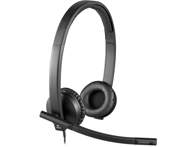 Logitech H570E HEADSET 981-000575 | wunderow IT GmbH | lap4worx.de