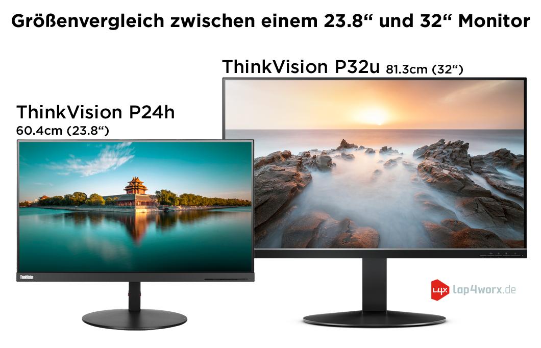 Lenovo P32u online kaufen auf lap4worx.de