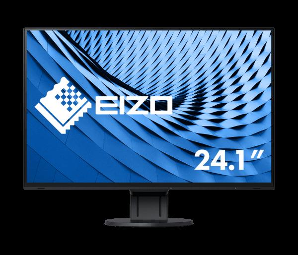 EIZO FlexScan 61.2cm (24.1 Zoll) EV2457-BK   wunderow IT GmbH   lap4worx.de