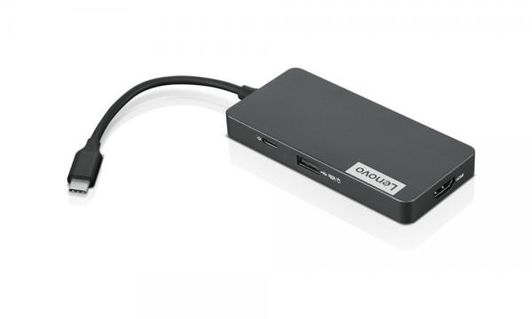 Lenovo USB-C 7-in-1-Hub 4X90V55523 | wunderow IT GmbH | lap4worx.de