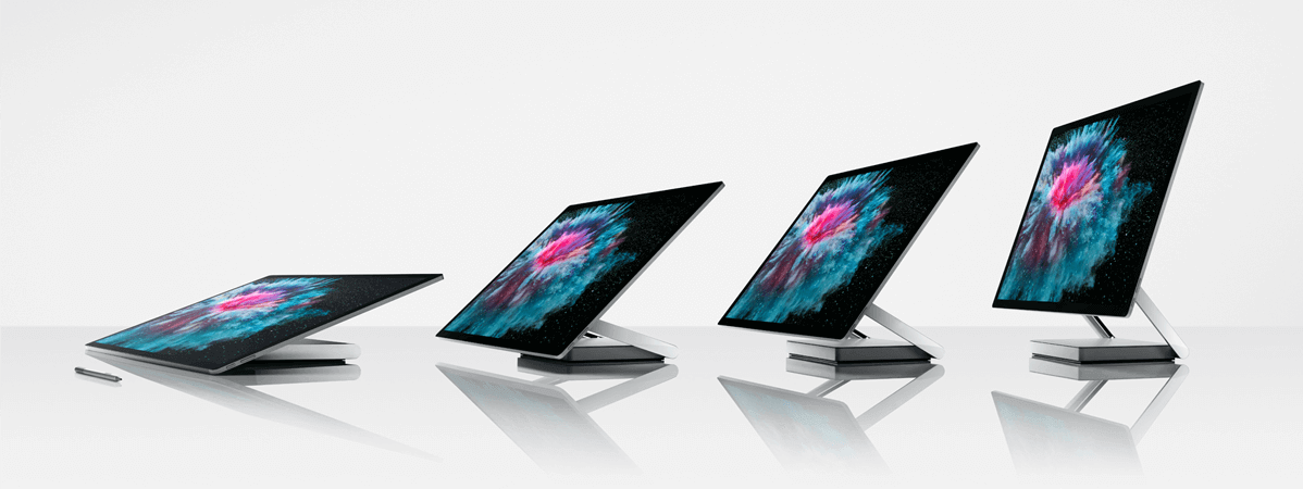 Microsoft Surface Studio 2 Funktion