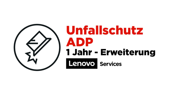 Lenovo 1 Jahr Accidental Damage Protection 5PS0L30072 | wunderow IT GmbH | lap4worx.de