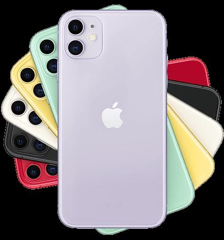 iPhone 11 Übersicht Farben