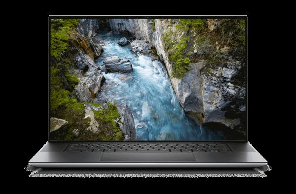 Dell Precision 5750 front