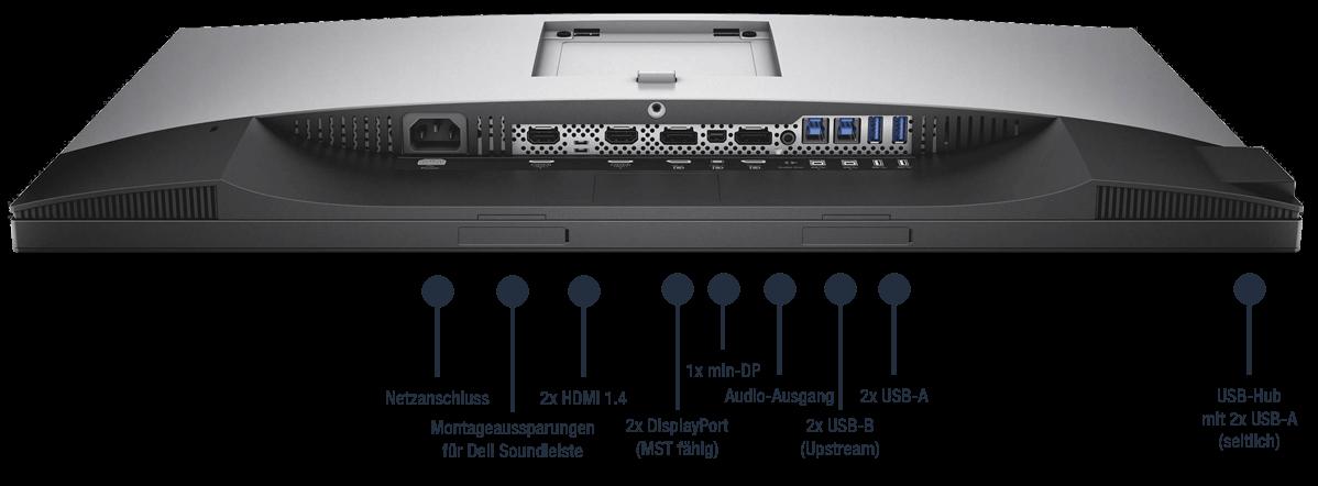 Dell-UltraSharp-27-UP2716D-Anschlusse