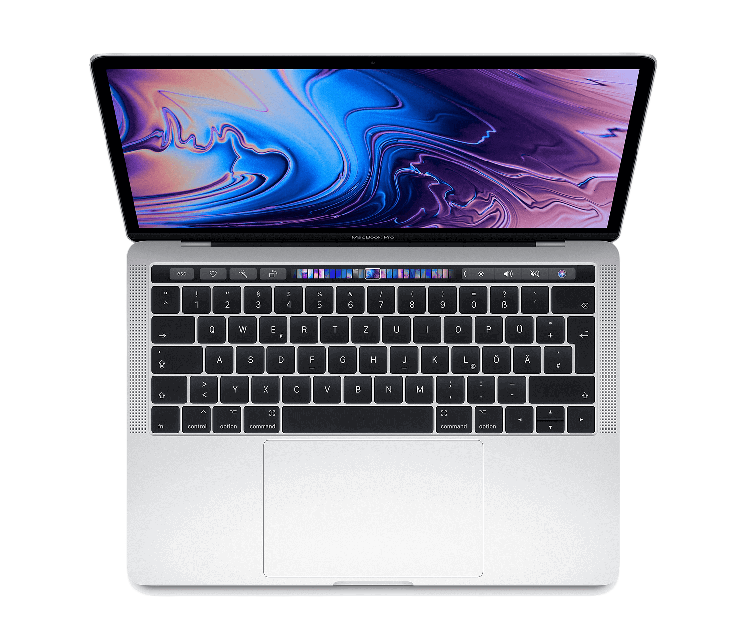 Apple-13-Zoll-MacBook-Pro-Silber-MUHQ2DA-i5-8GB-128GB-SSD-Intel-Iris-Plus-Graphics-645-Deutsch