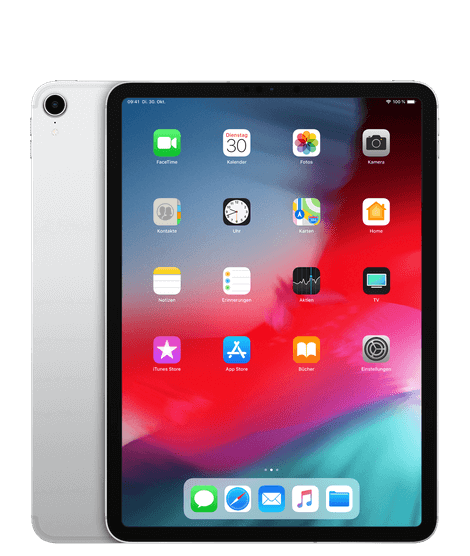 "Apple iPad Pro 11"" 1TB Wi-Fi+Cellular | wunderow IT GmbH | lap4worx.de"