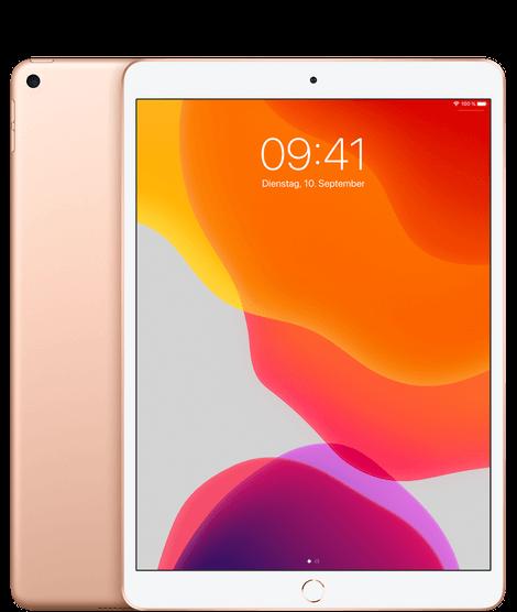 Apple iPad Air 10.5 Zoll 256GB Wi-Fi Gold MUUT2FD/A