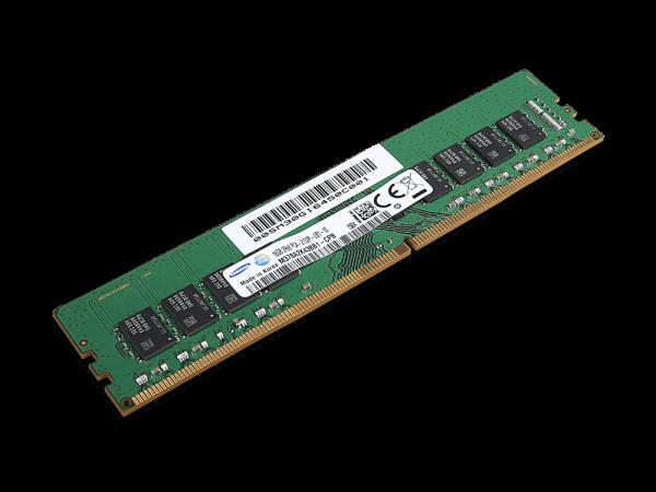 Lenovo 16GB DDR4 2400Mhz Non ECC UDIMM 4X70M41717