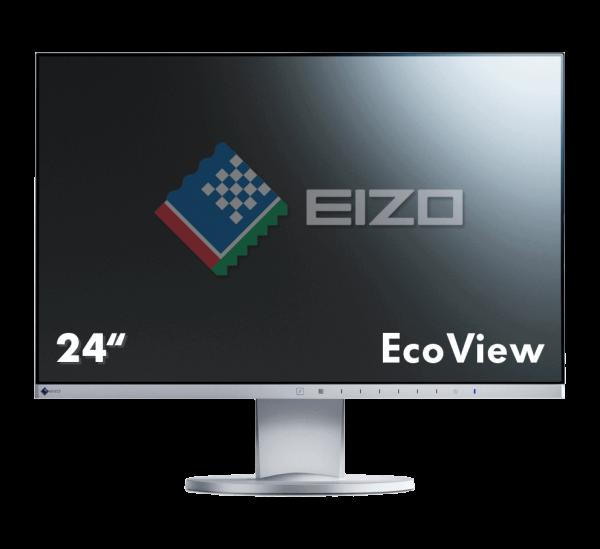 EIZO FlexScan EV2450-GY | wunderow IT GmbH | lap4worx.de