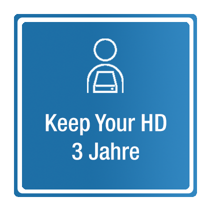 Dell 3 Jahre Keep Your Hard Drive | wunderow IT GmbH | lap4worx.de