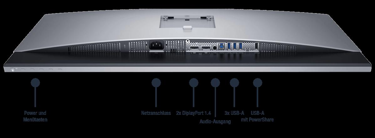 Dell-UltraSharp-UP3218K-Anschlusse