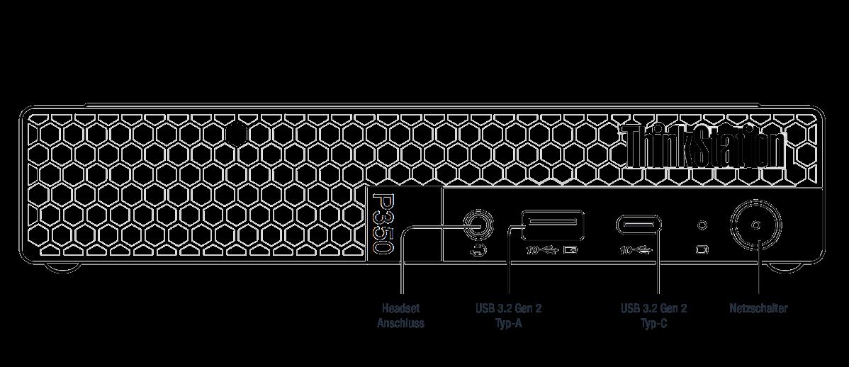 Lenovo-ThinkStation-P350-Tiny-Anschlusse01