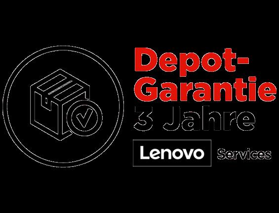 Lenovo 3 Jahre Depot/CCI Support 5WS0A14081 | wunderow IT GmbH | lap4worx.de