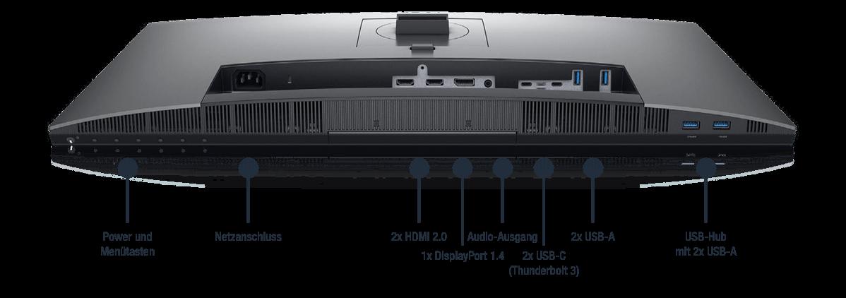 Dell-UltraSharp-UP2720Q-Anschlussbild