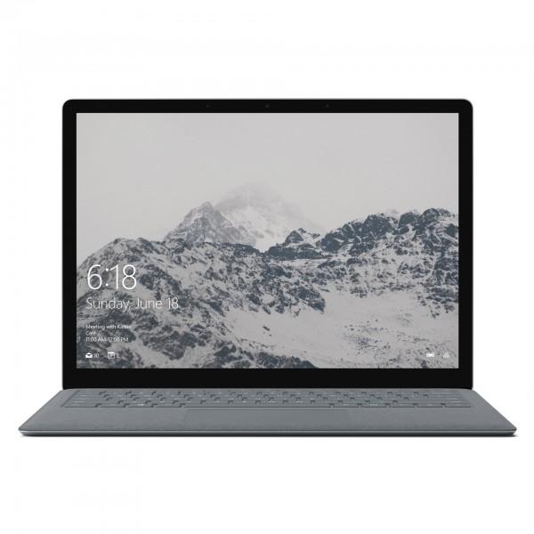 Microsoft Surface Laptop JKM-00004 Platin Grau