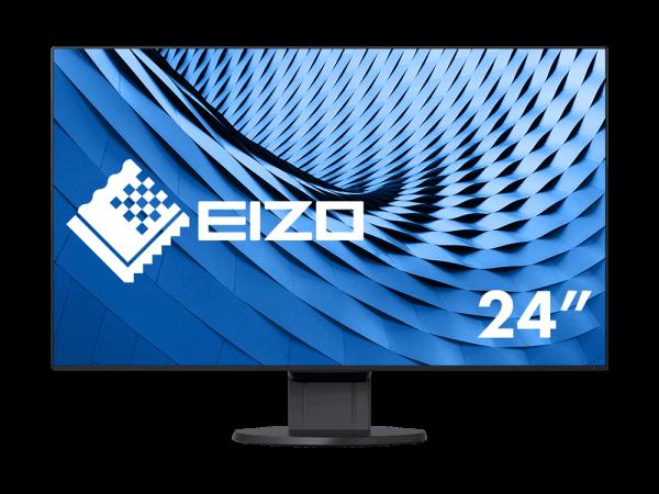 EIZO FlexScan 60.5cm (23.8 Zoll) EV2451-BK | wunderow IT GmbH | lap4worx.de