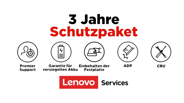 Lenovo All-In-One Service Bundle 3 Jahre 5PS0Y75661 | wunderow IT GmbH | lap4worx.de