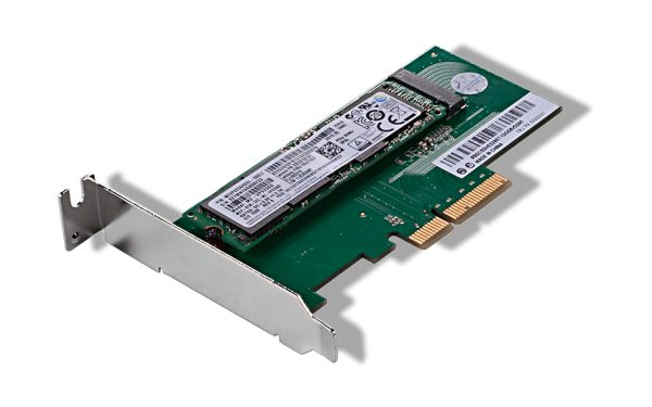 Lenovo ThinkStation M.2 SSD Adapter High Profile 4XH0L08578 | wunderow IT GmbH | lap4worx.de