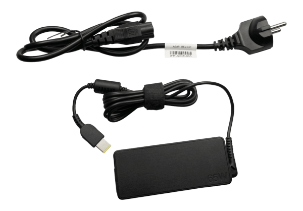 Lenovo 65W AC-Adapter Slim Tip 0A36262 | wunderow IT GmbH | lap4worx.de