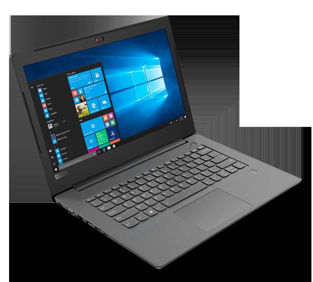 lenovo v330 14ikb laptop mit windows 10 pro. Black Bedroom Furniture Sets. Home Design Ideas