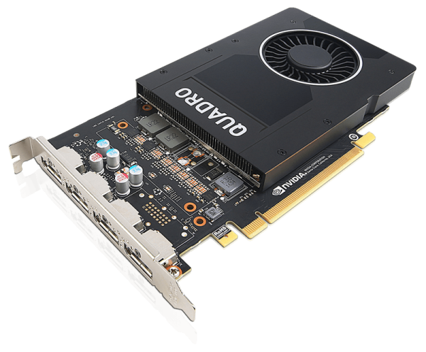 Lenovo ThinkStation Nvidia Quadro P2000 5GB GDDR5 | wunderow IT GmbH | lap4worx.de