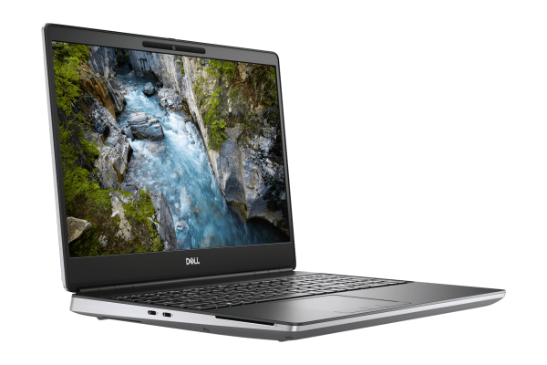 Dell Precision 7550 front right