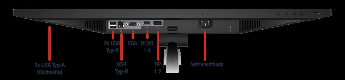 HP-E27-G4-9VG71AA-Anschluesse