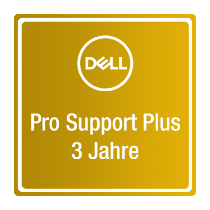 Dell 3 Jahre Pro Support Plus Upgrade | wunderow IT GmbH | lap4worx.de