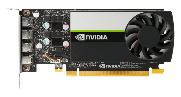 HP NVIDIA Quadro T1000 4GB 20X22AA | wunderow IT GmbH | lap4worx.de
