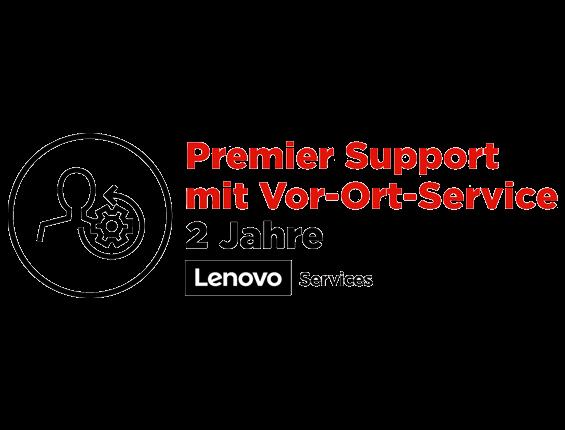 Lenovo Premier Support 2 Jahre 5WS0T36187 | wunderow IT GmbH | lap4worx.de