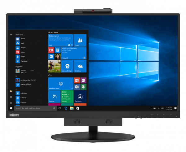 Lenovo ThinkCentre Tiny-In-One 24 Touch 10QXPAT1EU | wunderow IT GmbH | lap4worx.de