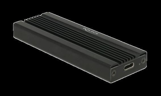 Delock Externes Gehäuse für M.2 NVMe PCIe SSD (USB 3.1 Gen 2) USB Type-C™ 42600 | lap4worx.de