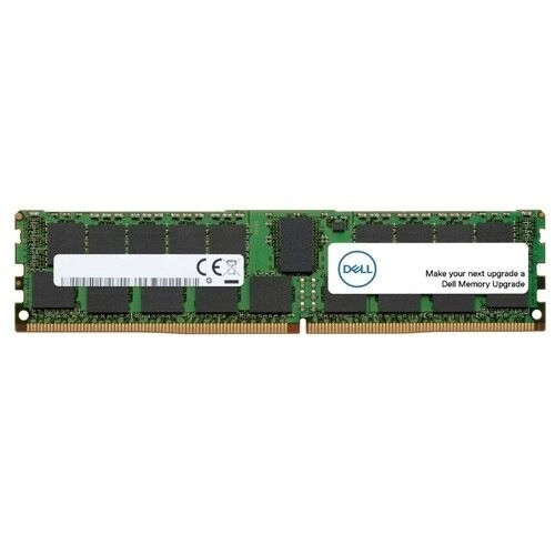 Dell Arbeitsspeicher Upgrade - 16GB - 2RX8 DDR4 RDIMM 2933MHz - AA579532 | wunderow IT GmbH | lap4worx.de