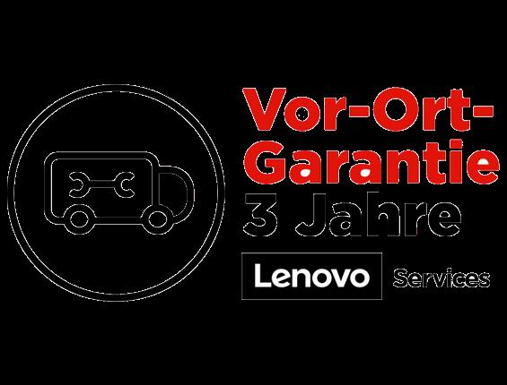 Lenovo Service Upgrade von 3 Jahre Depot/CCI auf 3 Jahre Vor-Ort-Reparatur 5WS0E97271 | wunderow IT GmbH | lap4worx.de