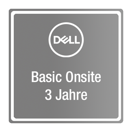 Dell 3 Jahre Basic Onsite Support Upgrade | wunderow IT GmbH | lap4worx.de