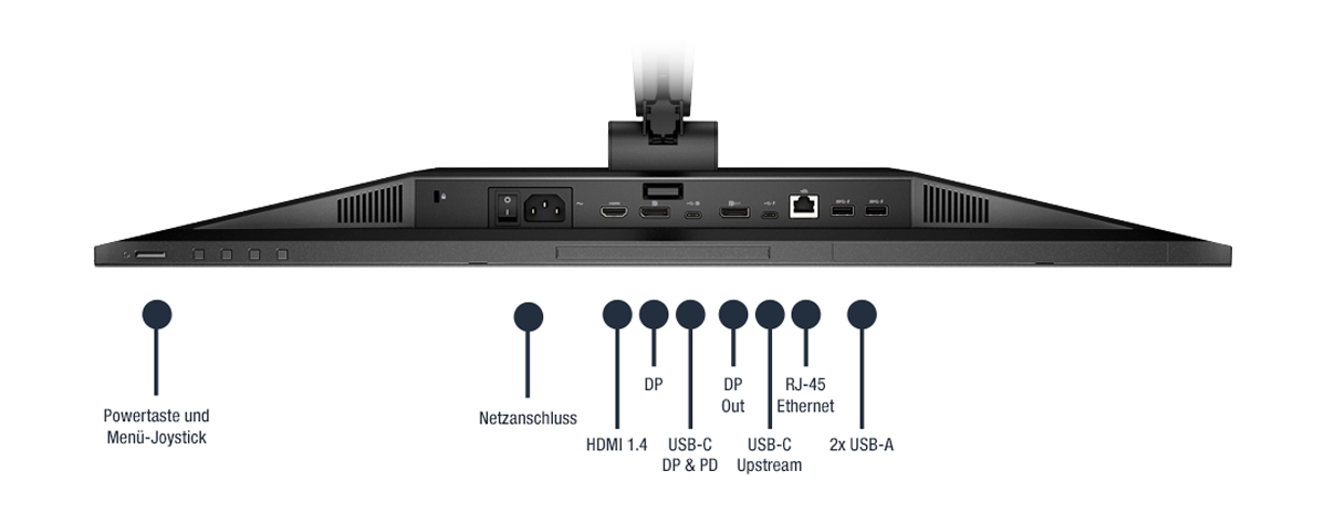 HP-E27d-G4-QHD-USB-C-Docking-Monitor-6PA56AA-Anschlusse