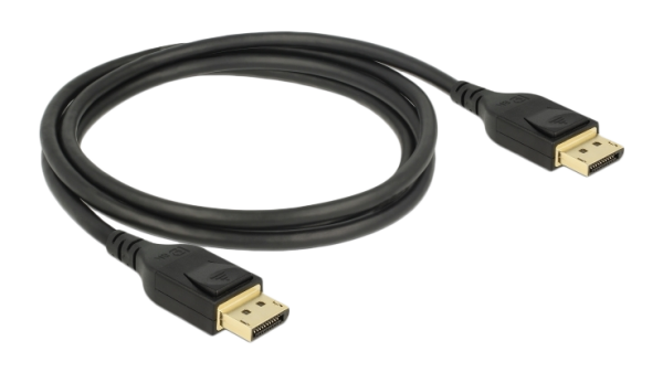Delock DisplayPort Kabel 8K 60Hz 85658 | lap4worx.de