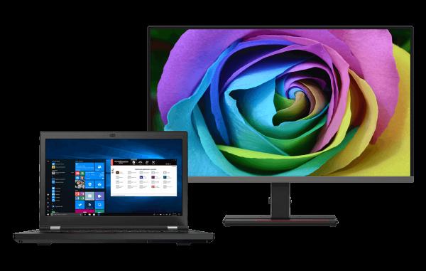 Lenovo ThinkPad T15g Gen 1 20UR000GGE + ThinkVision Creator Extreme 62A6RAT3EU
