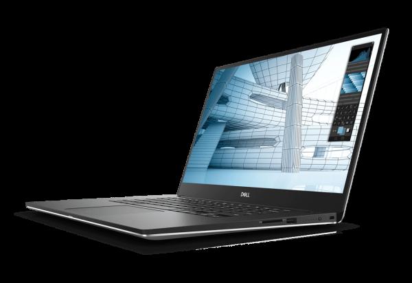 Dell Precision 5540 front left