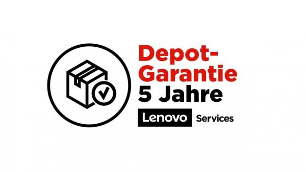 Lenovo 5 Jahre Depot/CCI Support 5WS0Z66318 | wunderow IT GmbH | lap4worx.de