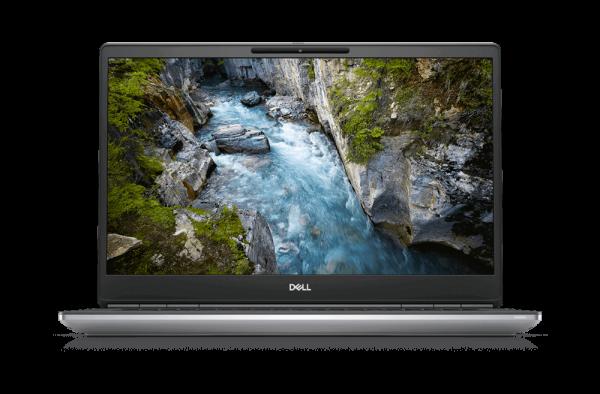 Dell Precision 7750 front