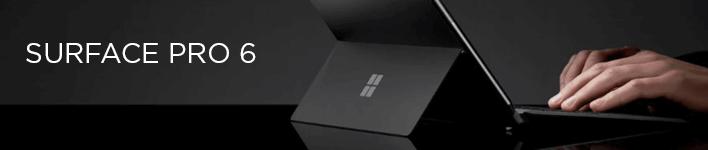 Microsoft Surface Pro 6 online einkaufen und sparen