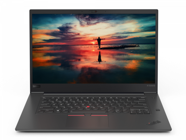 Lenovo ThinkPad X1 Extreme mit RGB Kamera und ohne Touch