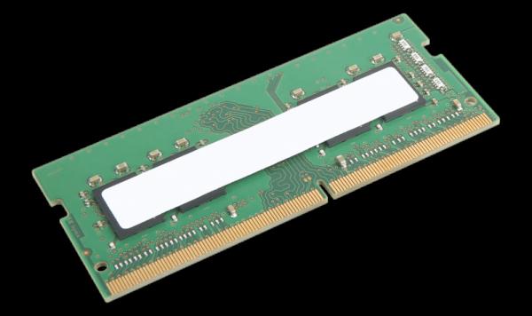 Lenovo ThinkPad 8GB DDR4 3200MHz SoDIMM Arbeitsspeicher 4X70Z90844 | wunderow IT GmbH | lap4worx.de