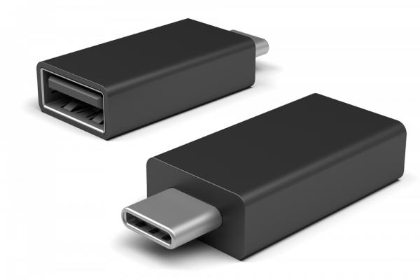 Microsoft Surface USB-C zu USB 3.0 Adapter JTZ-00002 | wunderow IT GmbH | lap4worx.de