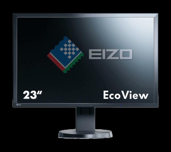EIZO FlexScan 58.4cm (23 Zoll) EV2316WFS3-BK | wunderow IT GmbH | lap4worx.de