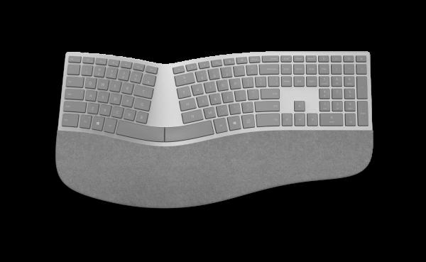 Surface Ergonomische Tastatur 3SQ-00003 Bluetooth