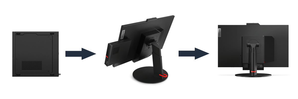 Lenovo Tiny-PC Konzept